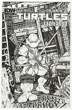 TEENAGE MUTANT NINJA TURTLES: MICRO SERIES #4 | 1:10 RI-A Variant | 2012 | NM-