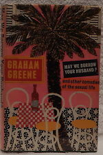 Greene, Graham.  May We Borrow Your Husband? First UK Edition.