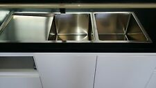 undermount kitchen, diy sink cheap deluxe double bowl 1 drain stone hand made