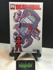 Deadpool #1 Skottie Young Iron Man Guardians Of The Galaxy Variant G NM/M