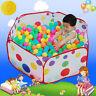Pliable enfants océan piscine balle jeu jouet tente bébé coffre-fort parcTRFR