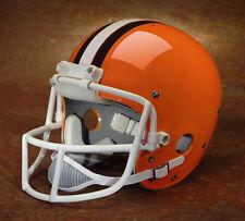 Cleveland Browns style NFL Vintage Football Helmet - BRIAN SIPE 1975-1982