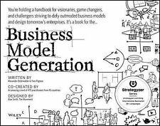 Business Model Generation : A Handbook (2012, Paperback)