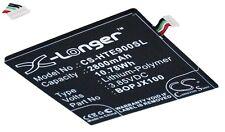 Batterie 2800mAh type 35H00239-00M BOPJX100 B0PJX100 Pour HTC One E9 Dual SIM