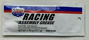 Lucas Oil Racing Engine Assembly Grease 10921 5/8 OZ