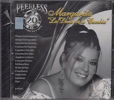 Margarita La Diosa De La Cumbia Peerless La Coleccion 20 Exitos CD New Sealed