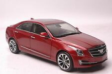Cadillac ATS-L 2016 car model in scale 1:18 red