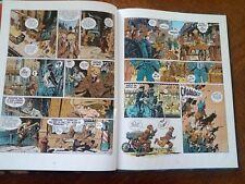 Blackjack T1 T2 T3 T4 en EO + dédicace Encre de chine de Steve Cuzor + ex libris