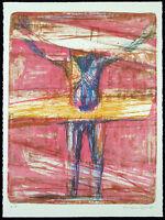 Kunst in der DDR 1990 Grosser Akt Claus WEIDENSDORFER (1931-2020 D) handsigniert