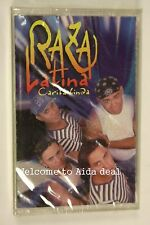 Carita Linda by Raza Latina (Jun 17, 1997)Label: RCA Intl(Audio Cassette Sealed)
