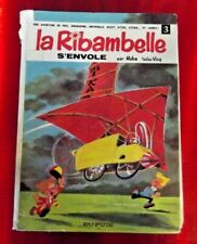 1967 la Ribambelle s'envole par Roba aventure de Phil,Grenadine,Archibald,James