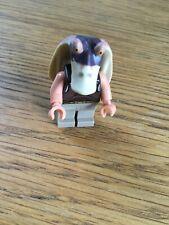 GENUINE LEGO STAR WARS MINI FIGURE JAR JAR BINKS