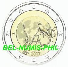 FINLAND II 2017- 2 euro-de Finse ongerepte natuur/nature intacte Finlandaise-UNC