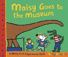 Maisy Goes to the Museum by Lucy Cousins (Paperback) New Book
