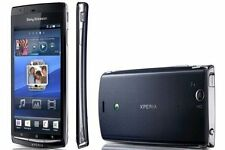 "Black Unlocked Android OS 4.2"" Sony Ericsson Xperia Arc S LT18i 8MP Mobile Phone"