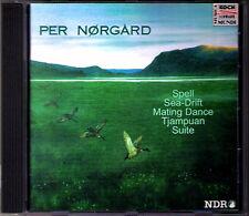 Per NORGARD b.1932 Seadrift Mating Dance Tjampuan Spell Suite CD Norma Enns KOCH