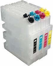 EMPTY Refillable GC31 Ink Cartridges for Ricoh GXE3300 + 400ml Sublimation ink