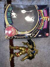mighty morphin power rangers goldar with original box