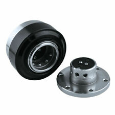 Universal Short Quick 6 Hole Steering Wheel Quick Release Hub Adapter Boss Kit