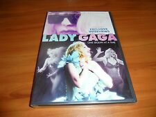 Lady Gaga: One Sequin at a Time (DVD, Widescreen 2010) NEW