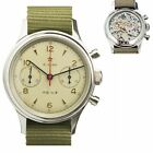 Classic+Seagull+Movement+1963+Pilots+Watch+Men+Wristwatch+Mechanical+Chronograph
