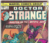 Marvel Comics DOCTOR STRANGE #7 Demon Fever from Apr. 1975 in Fine con.