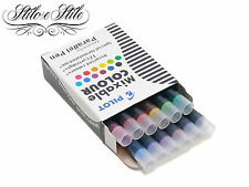Pilot Mixable Colour Cartridges Pilot Parallel Pen Box 12 Pieces Cartridges