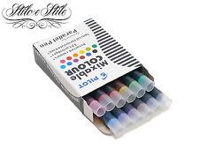 Pilot Mixable Colour | Cartucce Pilot Parallel Pen | Confezione 12 pz Cartridges