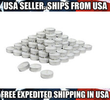 100 Ct Lot Tealights Tea Lights Unscented Candles White Wholesale Price