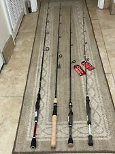 Lot of 4 Quantum spinning rods