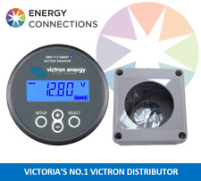 Victron Smart Battery Monitor BMV 712-Built In Bluetooth With FREE Mounting Box