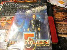 1997 Babylon 5 - Captain John Sheridan - Six Inch Figure