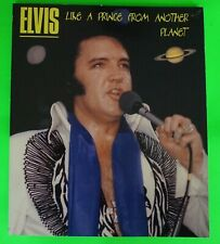 ELVIS PRESLEY - LIKE A PRINCE FROM ANOTHER PLANET