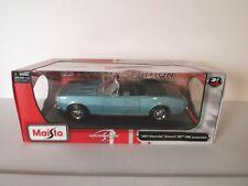 Maisto 1967 Chevrolet Camaro SS 396 Convertible Diecast Car 1:18 Scale NIP