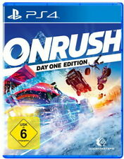 Onrush - Day One Edition (Sony PlayStation 4, 2018)