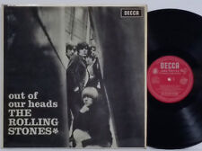 ROLLING STONES Out of Our Heads MONO 1st Press UK VINYL LP DECCA UNBOXED Top NM