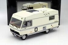 SCHUCO 1/18 MERCEDES BENZ HYMERMOBIL 581 BS CAMPING-CAR ref 4500079000 !!!!