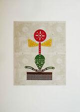 Baj Enrico (Milano 1924 – Vergiate 2003) -Acquaforte- Editore Grafica Uno
