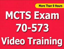 MCTS 70-573: MS SharePoint 2010, Application Development Video Training CBT 9 Hr