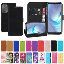 For Motorola Moto G10 G20 G30 G50 Case Cover Magnetic Flip PU Leather Wallet