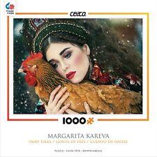 Margarita Feathered Friend 1000 Piece Puzzle