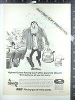 2 1971 ADVERTISEMENTS 1972 Fiat 850 Spider & Sunoco 260 Gasoline racing fuel 72