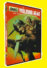 New & Sealed The Walking Dead Season 10  ( DVD SET ) Free Shipping
