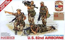 Dragon 1/35 3006 US 82nd Airborne (Operation Desert Storm) (World's Elite Force)