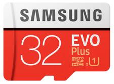 32GB Samsung Evo Plus Micro SD TF Class 10 Camera Smartphone Memory Card 100MB/s