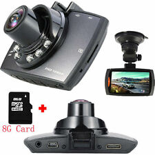 "2x Full HD 1080P 2.7"" Car DVR Recorder CCTV Dash Camera G-sensor Night Vision SE"