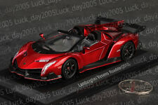 Lamborghini Veneno Roadster 2013 1/43 Diecast Model