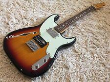 Rare Fender Japan Pawn Shop '72 Stratocaster / Telecaster Hybrid in Sunburst