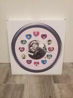 I Love Lucy Wall Clock Lucille Ball Desi Arnez Episode Images AA Battery Centric