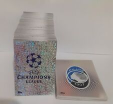 Champions League 2019/2020 complete set just 595 stickers MINT, no albums  TOPPS